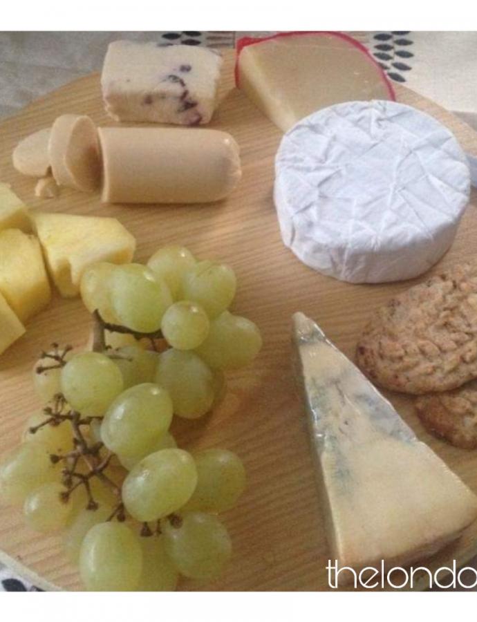 Mmm…cheese
